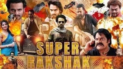 Super Rakshak 2018 Hindi Dubbed 720p HDRip x264