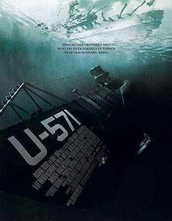 U-571 2000 Hindi Dual Audio BRRip Full Movie Download
