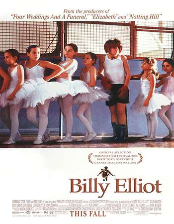 Billy Elliot 2000 Hindi Dual Audio BRRip Full Movie Download