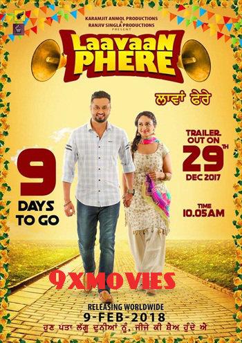Laavaan Phere 2018 Punjabi 720p HDTV 950mb
