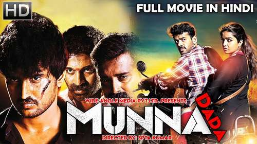 Munna Dada 2018 Hindi Dubbed 720p HDRip x264