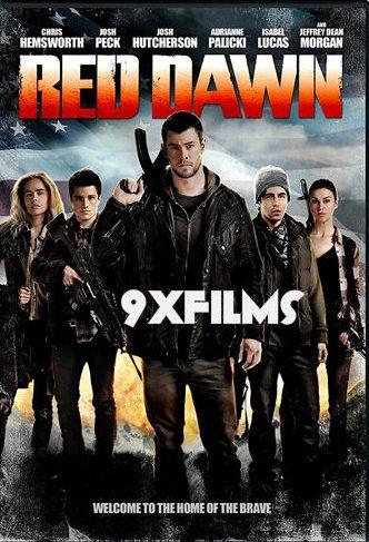 Red Dawn 2012 Dual Audio Hindi Full Movie Download