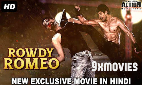 Rowdy Romeo 2018 Hindi Dubbed 720p HDRip 800mb