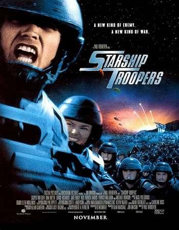 Starship Troopers 1997 Dual Audio 720p BluRay [Hindi – English] ESubs