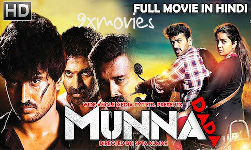 Munna Dada 2018 Hindi Dubbed 720p HDRip 850mb