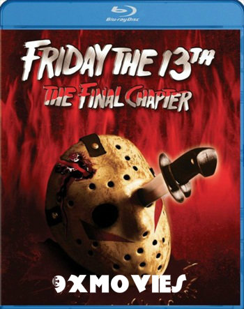 Friday the 13th The Final Chapter 1984 Dual Audio Hindi 720p BluRay 800mb