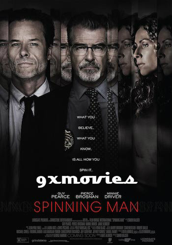 Spinning Man 2018 English Bluray Movie Download