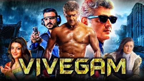 Vivegam 2018 Hindi Dubbed 720p HDRip x264