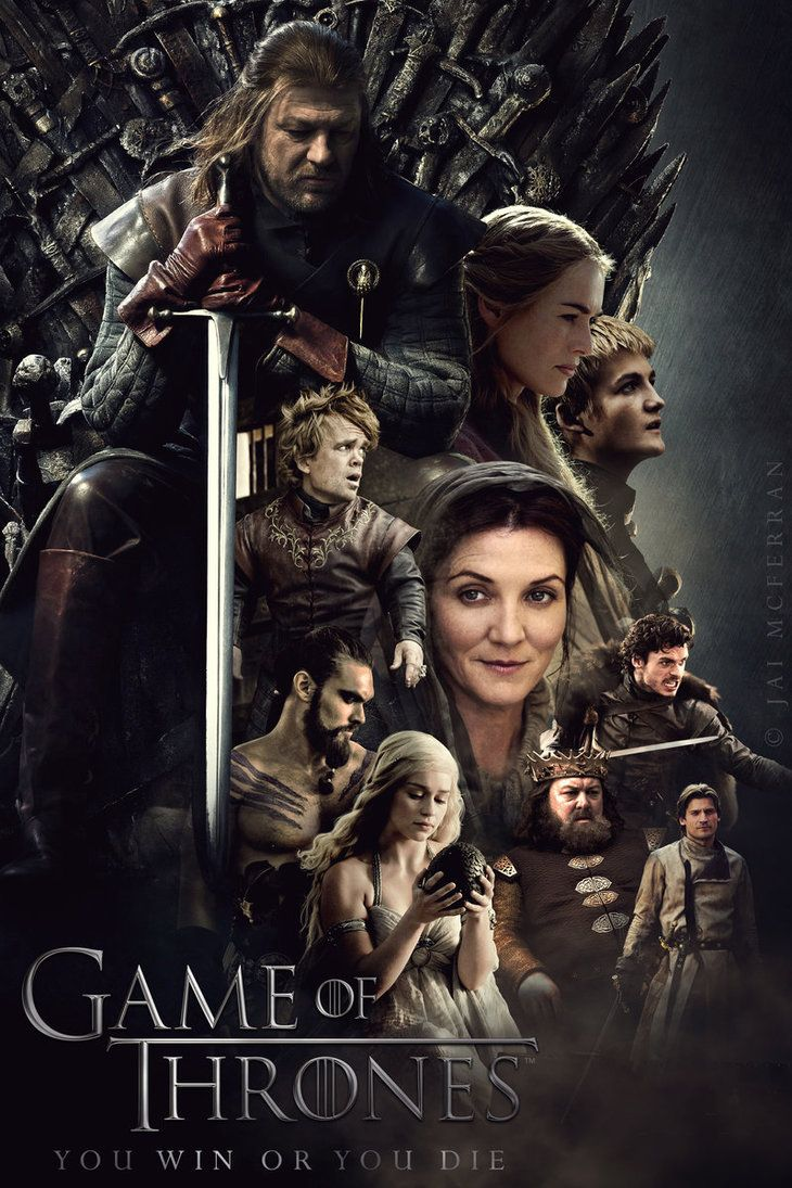 Game of Thrones S01 Complete Dual Audio 720p [Hindi – English] BluRay