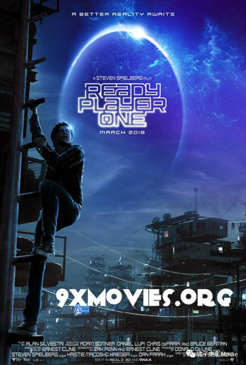 Ready Player One 2018 English 720p WEBRip 1GB ESubs