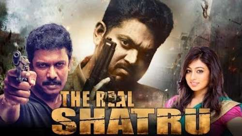The Real Shatru 2018 Hindi Dubbed 720p HDRip x264