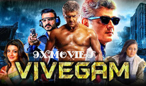 Vivegam 2018 Hindi Dubbed 720p HDRip 950mb