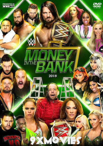 WWE Money In The Bank 2018 PPV WEBRip 480p x264 999MB