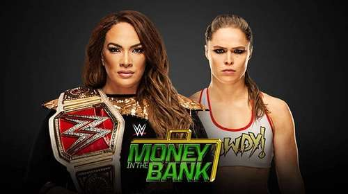WWE Money In The Bank 17th June 2018 Full Show Free Download