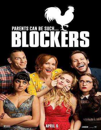 Blockers 2018 Hindi Dual Audio BRRip Full Movie 720p HEVC Download