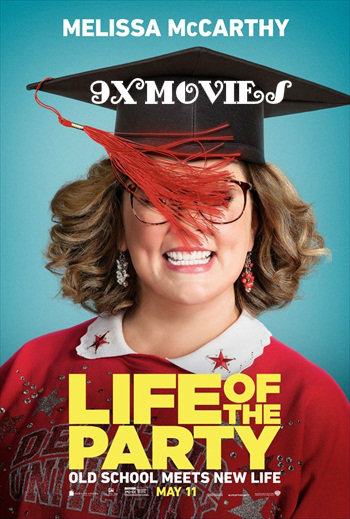 Life of the Party 2018 English 720p WEB-DL 850MB
