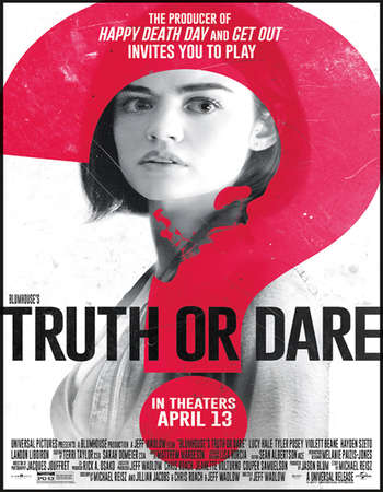 Truth or Dare 2018 English 720p Web-DL 750MB