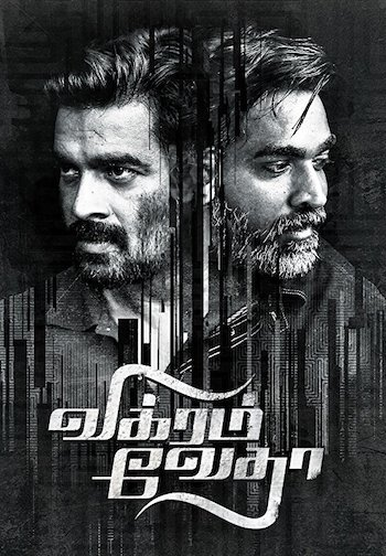 Vikram Vedha 2017 Dual Audio Hindi UNCUT 720p HDRip 1.1GB