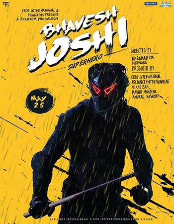 Bhavesh Joshi Superhero 2018 Hindi 800MB Pre-DVDRip x264
