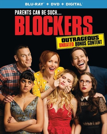 Blockers 2018 English 720p BRRip 950MB ESubs