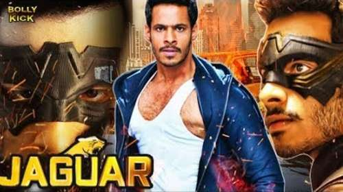 Jaguar 2018 Hindi Dubbed 450MB HDRip 480p