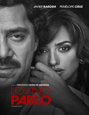 Loving Pablo 2018 English 720p Web-DL 950MB