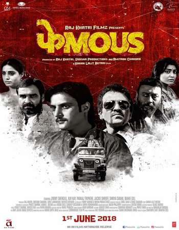 Phamous 2018 Hindi 300MB HDRip 480p