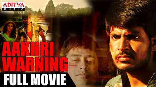 Aakhri Warning 2018 Hindi Dubbed 300MB HDRip 480p
