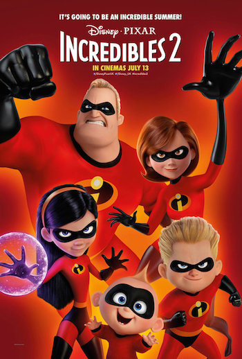 Incredibles 2 2018 Dual Audio Hindi Movie Download