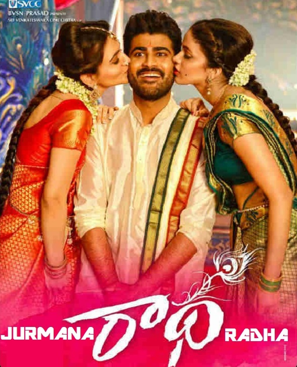 Radha 2017 Dual Audio 720p UNCUT HDRip [Hindi – Telugu]