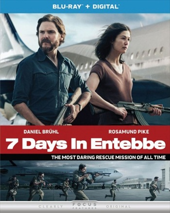 7 Days in Entebbe 2018 English 720p BRRip 999MB ESubs