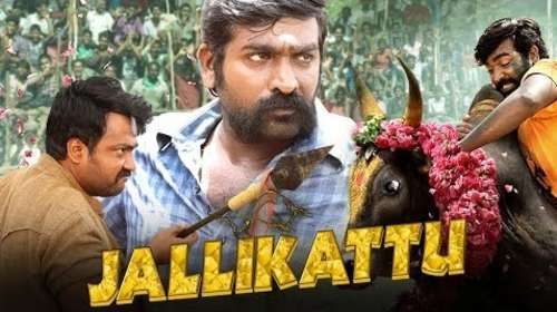 Jallikattu 2018 Hindi Dubbed 300MB HDRip 480p