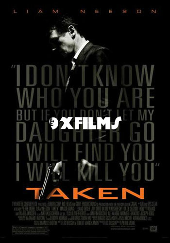 Taken 2008 English Full Movie Download