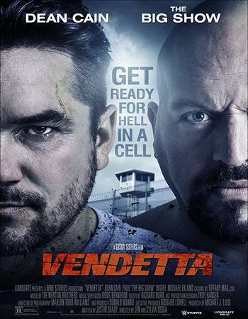 Vendetta 2015 Hindi Dual Audio 450MB BluRay 720p HEVC x265 ESubs Download