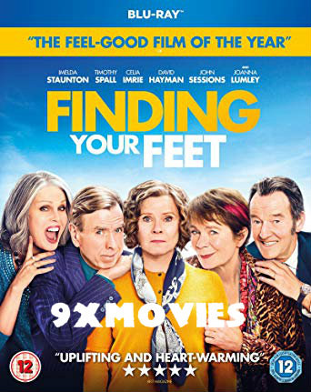 Finding Your Feet 2017 English 720p BRRip 999MB ESubs
