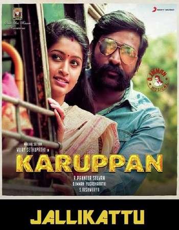 Karuppan 2017 UNCUT Hindi Dual Audio HDRip Full Movie Download