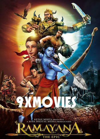 Ramayana The Epic 2010 Hindi Bluray Movie Download