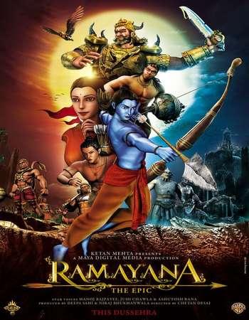 Ramayana The Epic 2010 Full Hindi Movie BRRip Free Download