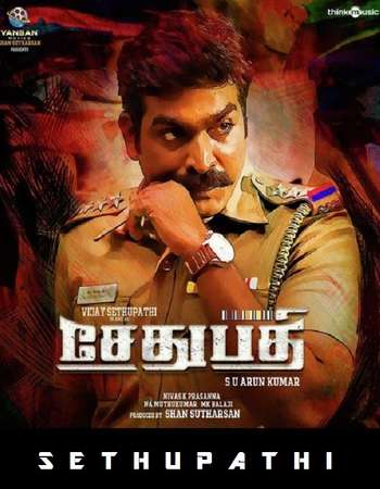 Sethupathi 2016 UNCUT Hindi Dual Audio HDRip Full Movie 720p HEVC Download