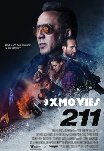 211 (2018) English 720p BRRip 800MB ESubs
