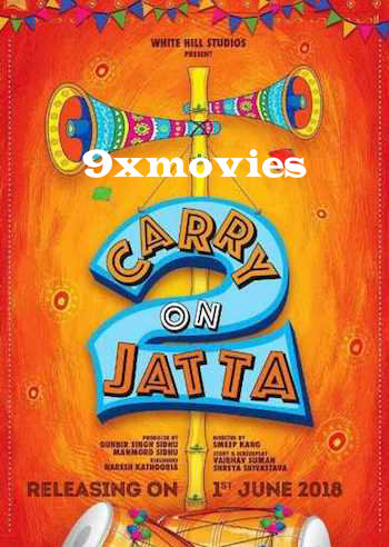 Carry On Jatta 2 (2018) Punjabi 720p DTHRip 1.1GB