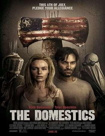 The Domestics 2018 English 280MB WEBRip 480p ESubs