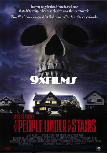 The People Under The Stairs 1991 Dual Audio Hindi Full Movie Download