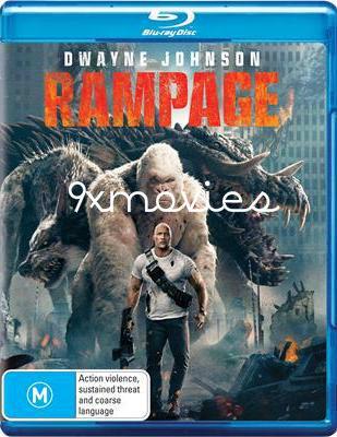 Rampage 2018 English Bluray Movie Download