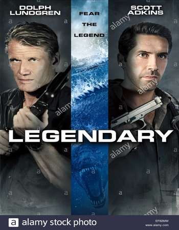 Legendary 2013 Hindi Dual Audio BRRip Full Movie 300mb Download