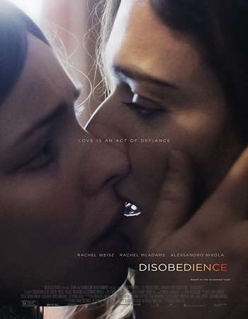 Disobedience 2017 Full English Movie BRRip 300mb Download