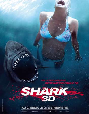 Shark Night 3D 2011 Hindi Dual Audio BRRip Full Movie 300mb Download