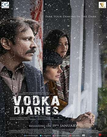 Vodka Diaries 2018 Hindi 150MB HDRip HEVC Mobile