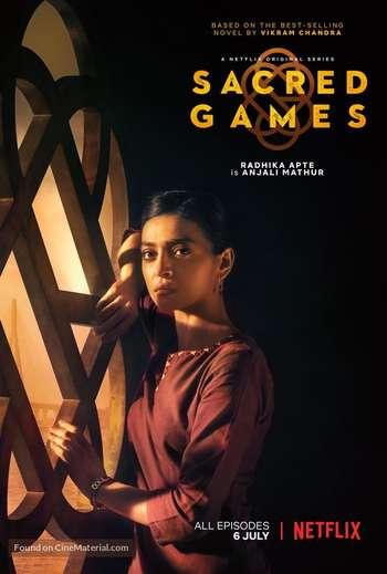 Sacred Games Hindi Dual Audio Web-DL Full Season 1 Download