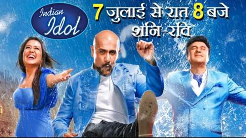 Indian Idol 15th July 2018 250MB HDTV 480p
